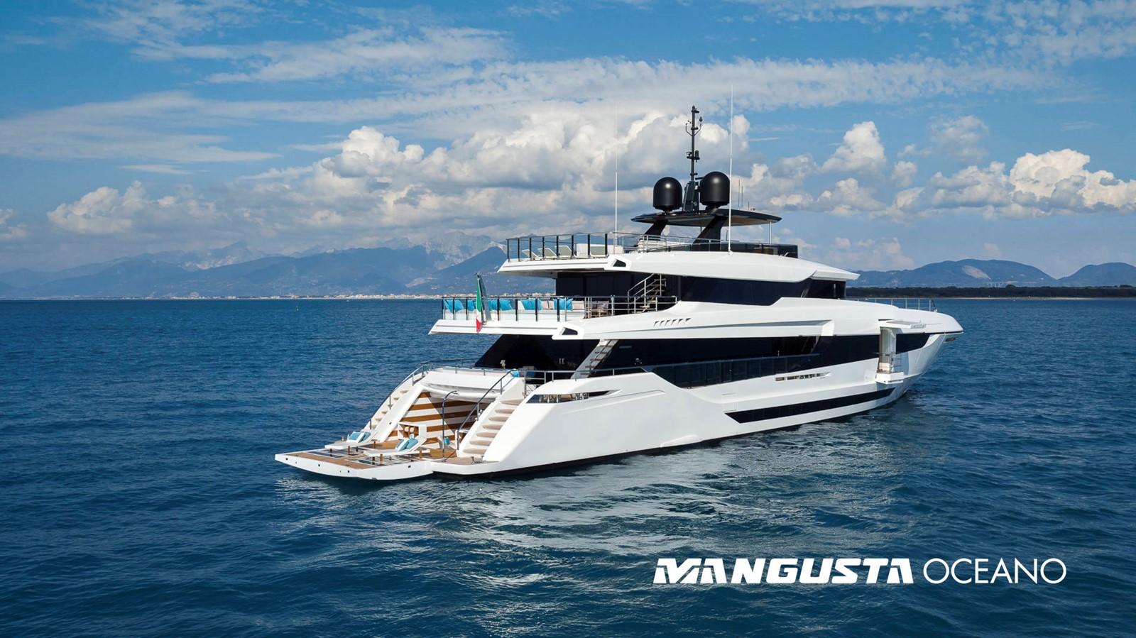 2021 OVERMARINE GROUP  Mega Yacht 2570567