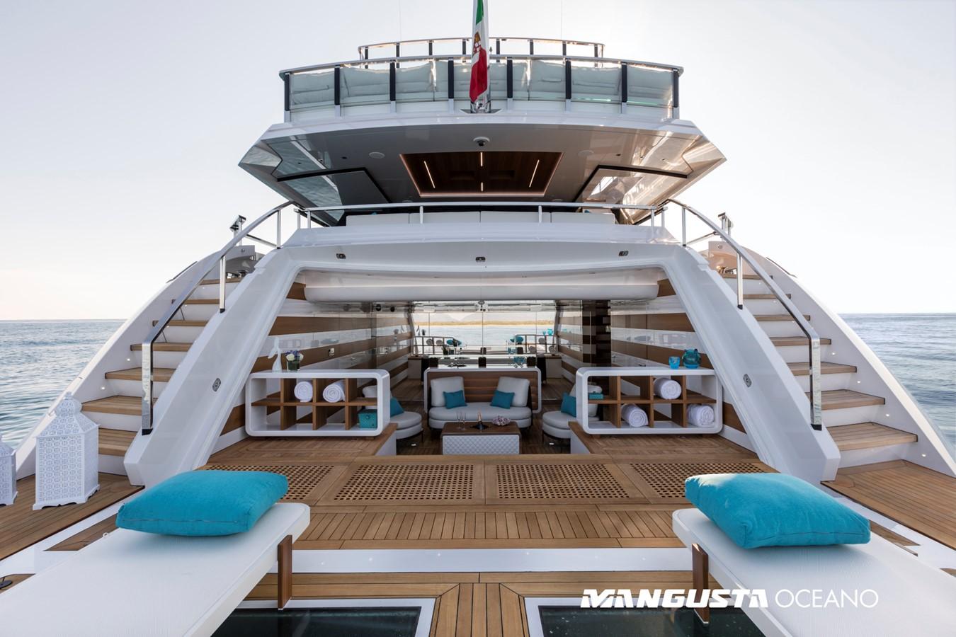 2021 OVERMARINE GROUP  Mega Yacht 2623291