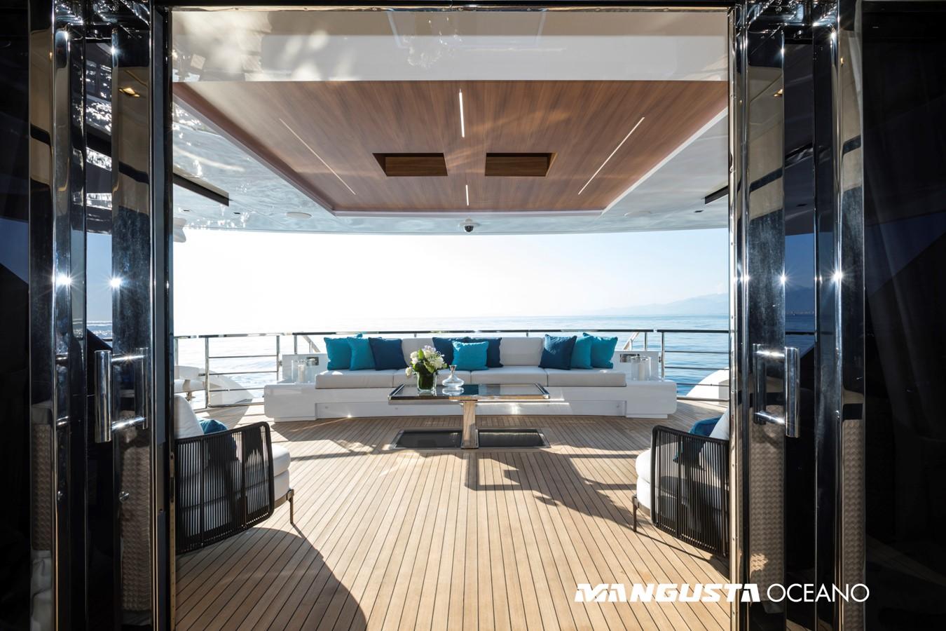 2021 OVERMARINE GROUP  Mega Yacht 2623295