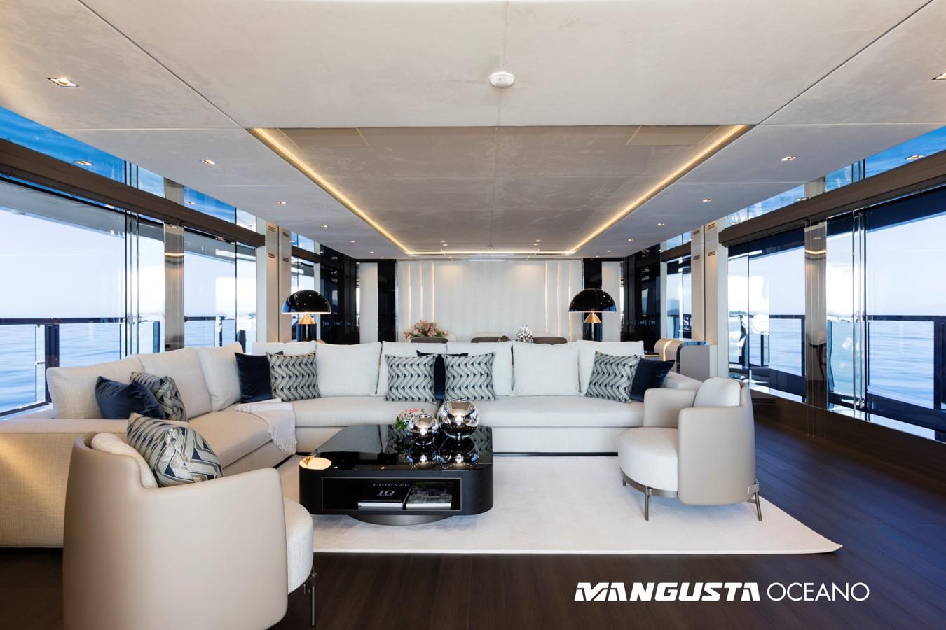 2021 OVERMARINE GROUP  Mega Yacht 2623306