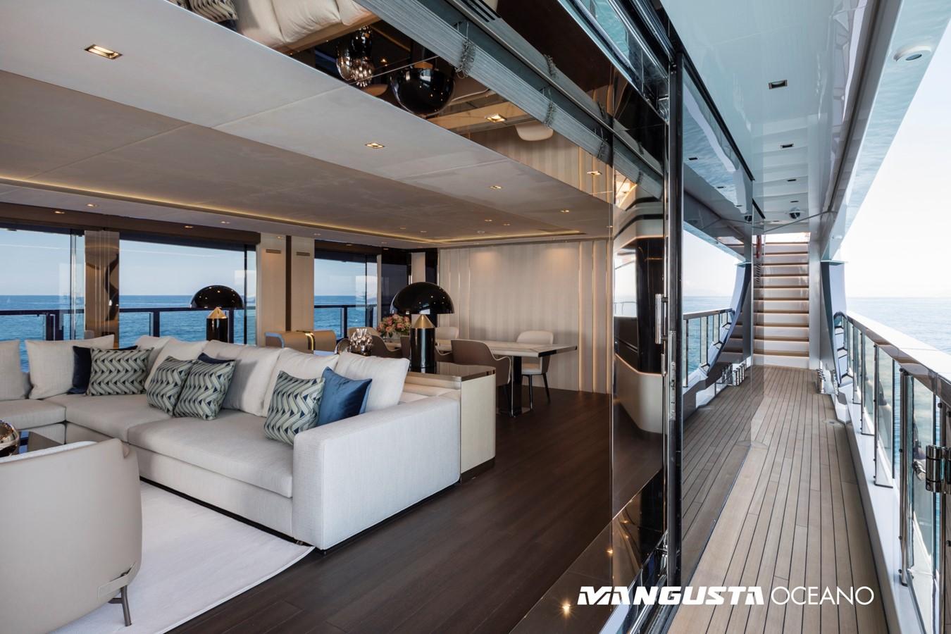 2021 OVERMARINE GROUP  Mega Yacht 2623312
