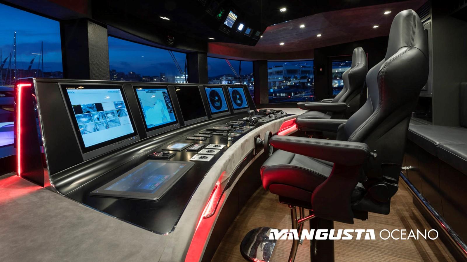 2021 OVERMARINE GROUP  Mega Yacht 2623357