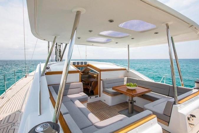 Vayu Cockpit  2017 VAN DAM SHIPYARD Nordia 70' PC Performance Sailboat 2550411