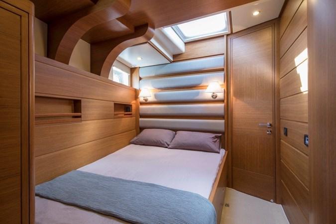Vayu Guest Cabin  2017 VAN DAM SHIPYARD Nordia 70' PC Performance Sailboat 2550414