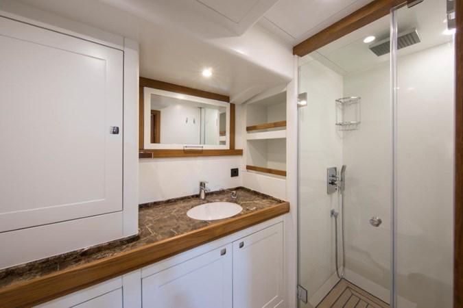 Vayu Master Bathroom   2017 VAN DAM SHIPYARD Nordia 70' PC Performance Sailboat 2550417