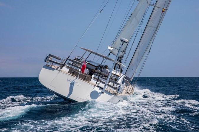 Vayu Sailing 3  2017 VAN DAM SHIPYARD Nordia 70' PC Performance Sailboat 2550420