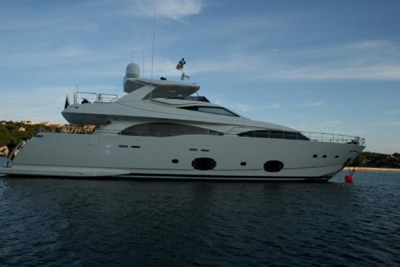 at anchor 2009 FERRETTI YACHTS  Motor Yacht 1993335