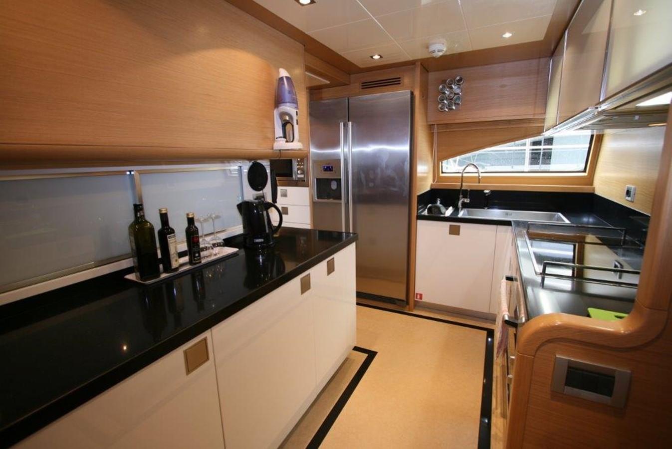 galley 2009 FERRETTI YACHTS  Motor Yacht 1993346