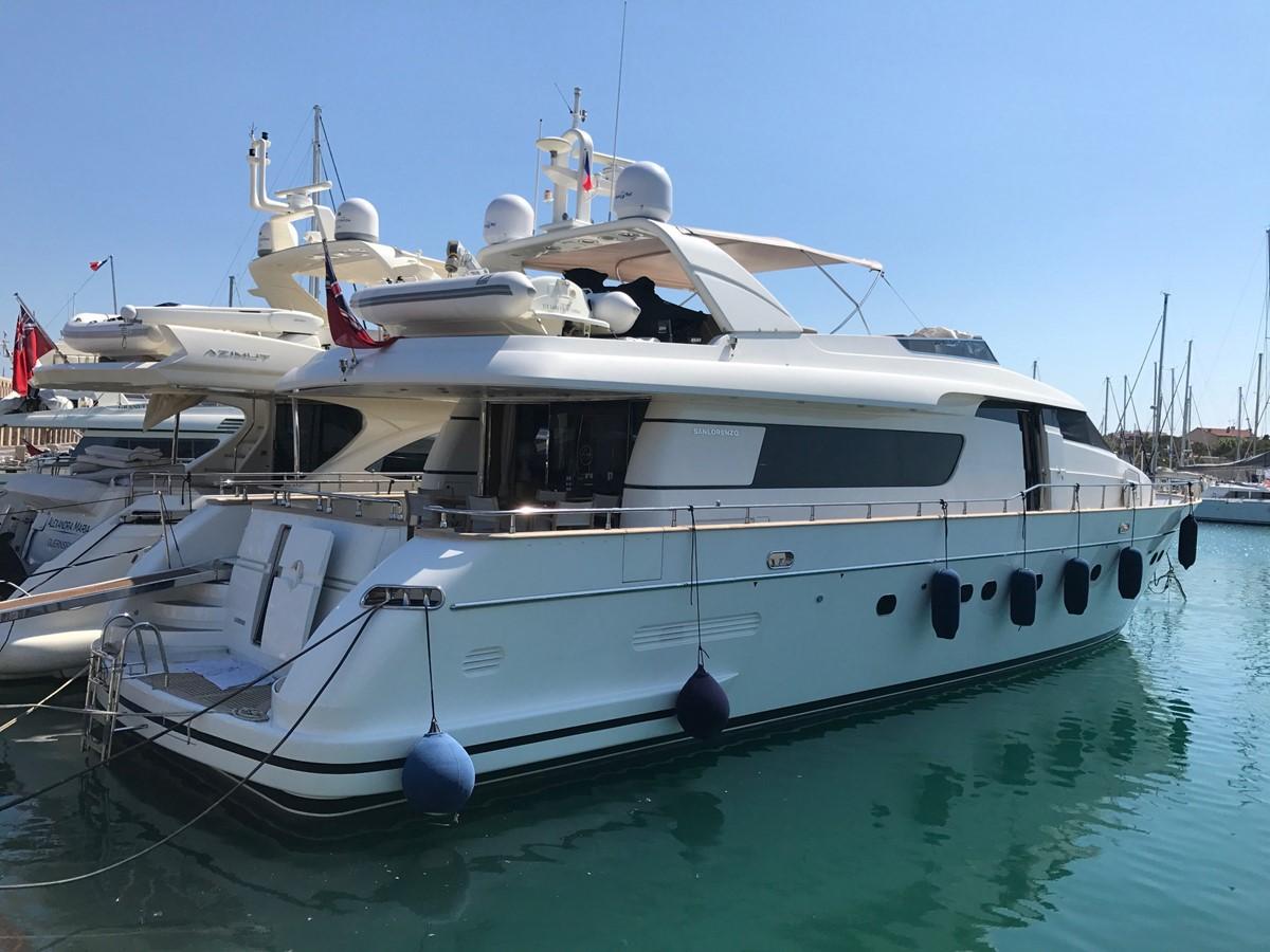 2006 SANLORENZO  Motor Yacht 2014836