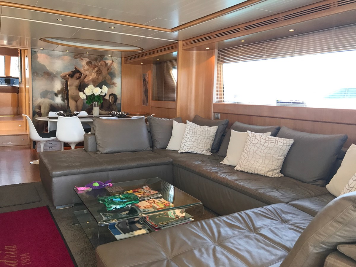 2006 SANLORENZO  Motor Yacht 2014853