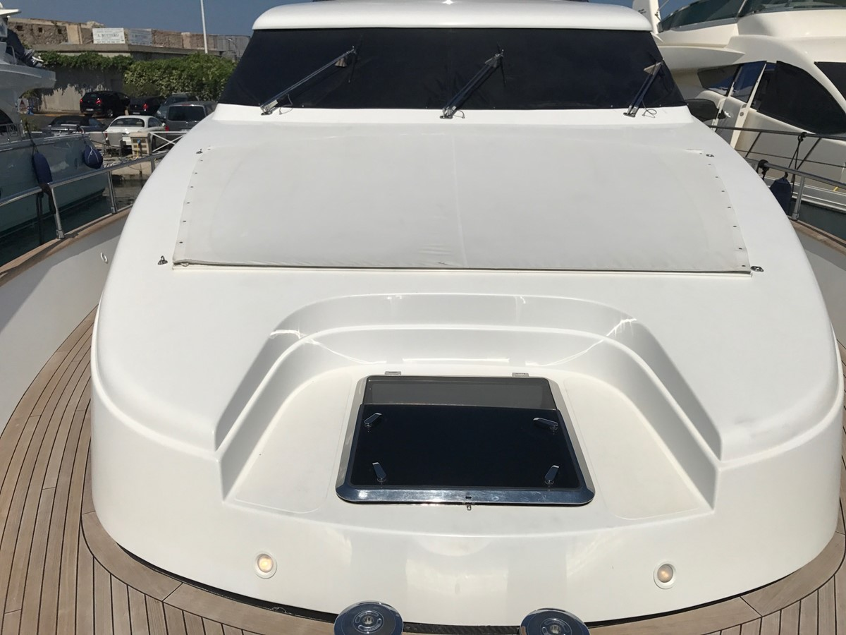 2006 SANLORENZO  Motor Yacht 2014862