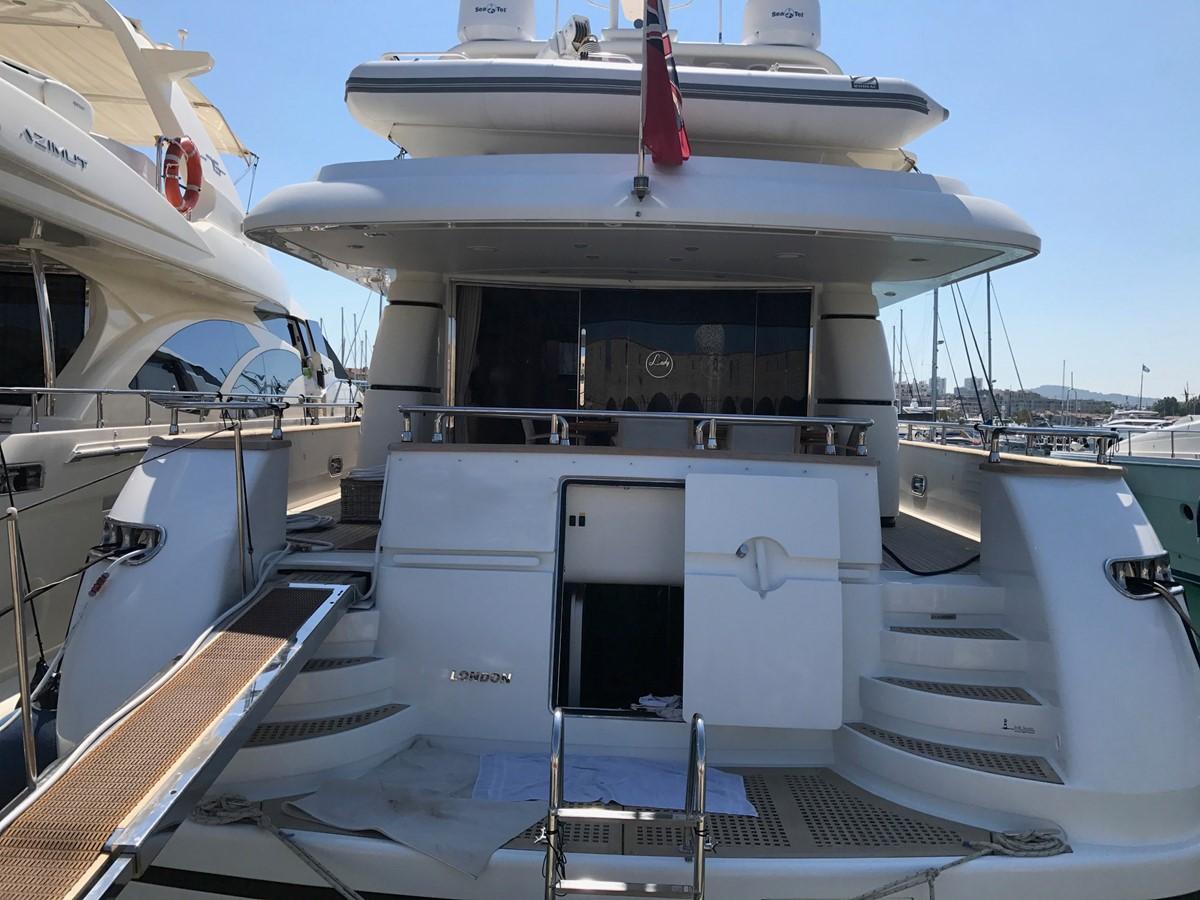 2006 SANLORENZO  Motor Yacht 2014864