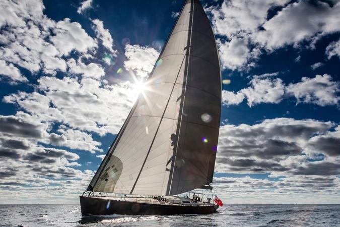 2004 JMV 100ft Carbon Composite Custom Sloop Cruising/Racing Sailboat 1997090