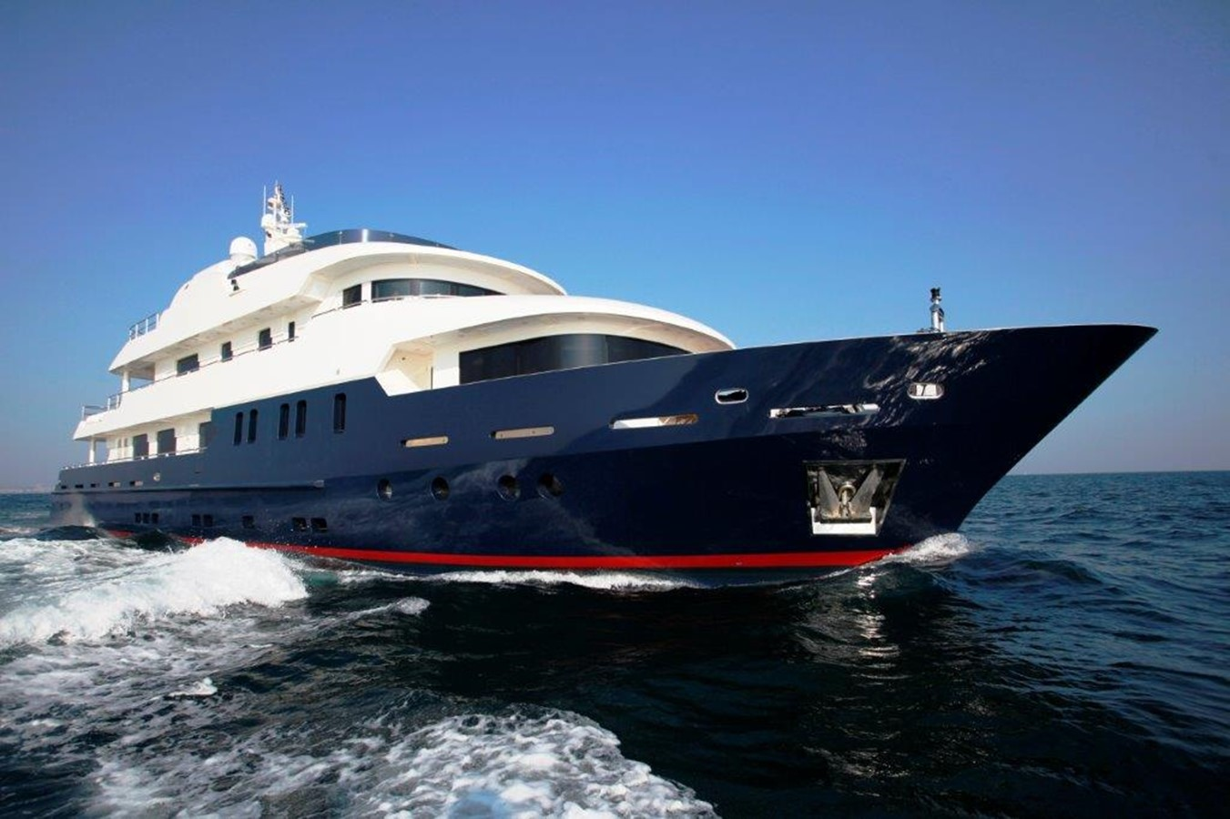 SERENITY II yacht for sale
