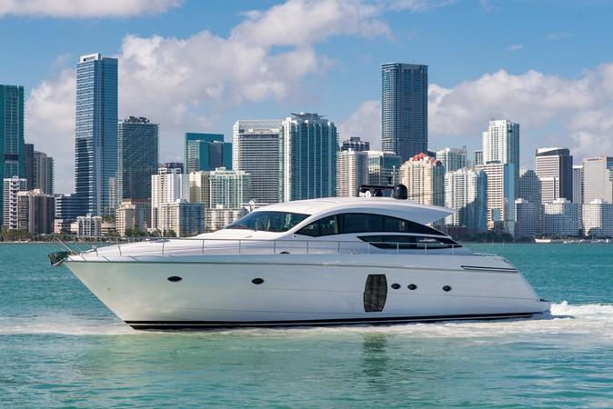 Profile 2009 PERSHING 64 Motor Yacht 1997635