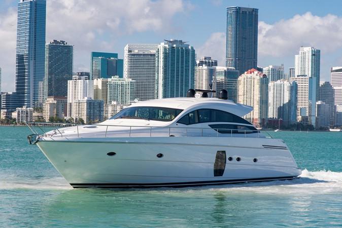 Profile 2009 PERSHING 64 Motor Yacht 1997642