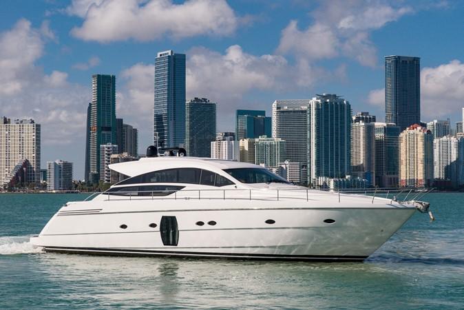 Profile 2009 PERSHING 64 Motor Yacht 1997648
