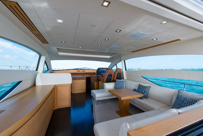 Salon 2009 PERSHING 64 Motor Yacht 1997822