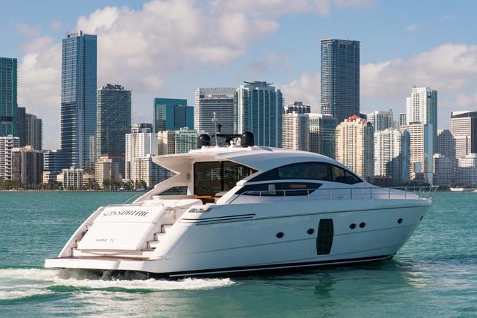 Profile 2009 PERSHING 64 Motor Yacht 1997839