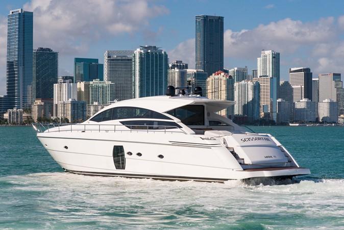 Profile 2009 PERSHING 64 Motor Yacht 1997844