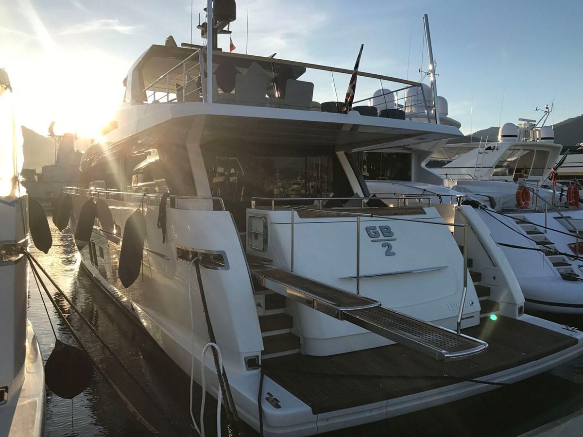 2013 SANLORENZO  Motor Yacht 2003546