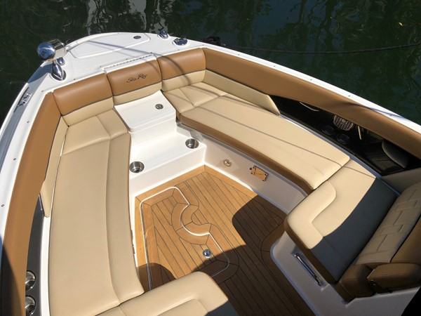 2015 SEA RAY 350SLX Runabout 2038390