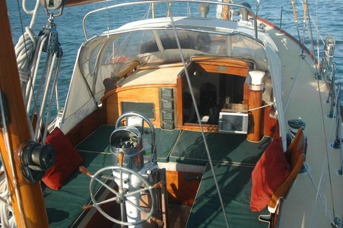 Cockpit 1956 NEVINS / SPARKMAN & STEPHENS Nevins 40 Vintage 2015637