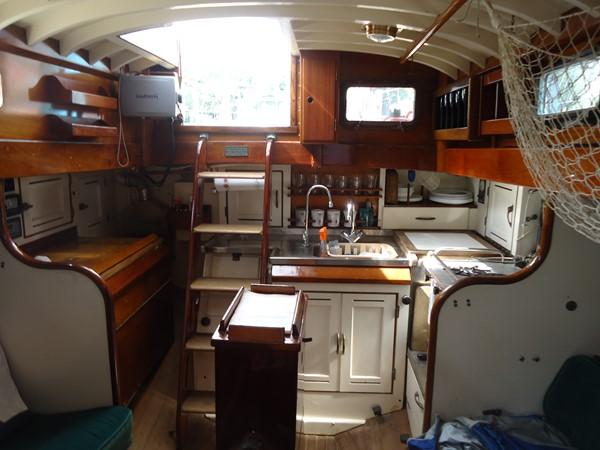 Main Cabin Aft 1956 NEVINS / SPARKMAN & STEPHENS Nevins 40 Vintage 2015642