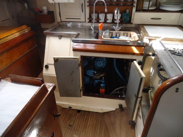 Engine 1956 NEVINS / SPARKMAN & STEPHENS Nevins 40 Vintage 2015648