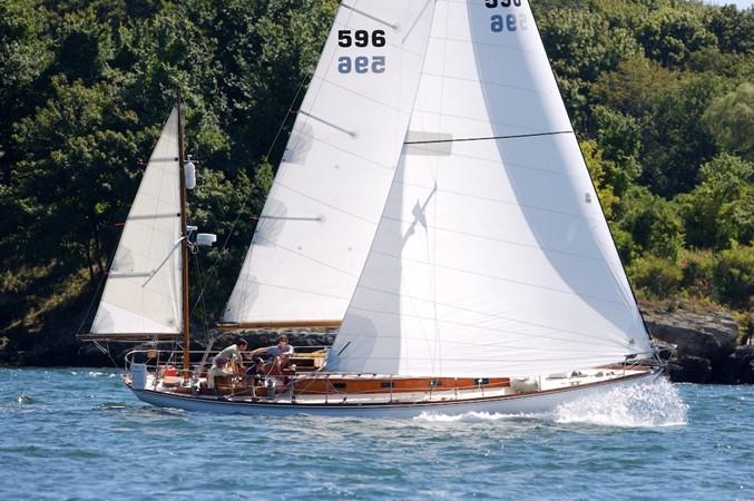 Under Sail 1956 NEVINS / SPARKMAN & STEPHENS Nevins 40 Vintage 2015651
