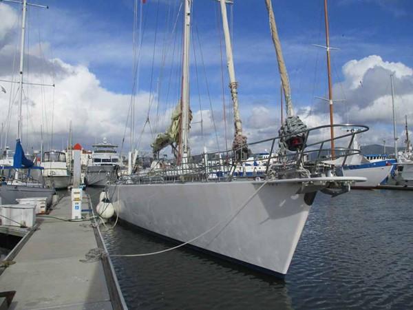 Challenge 72 2000 DEVONPORT YACHTS Challenge 72 Cruising Sailboat 2483287