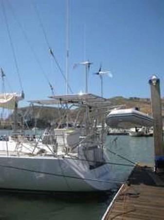 2000 DEVONPORT YACHTS Challenge 72 Cruising Sailboat 2483290