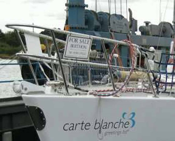 2000 DEVONPORT YACHTS Challenge 72 Cruising Sailboat 2483294