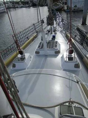 2000 DEVONPORT YACHTS Challenge 72 Cruising Sailboat 2483298