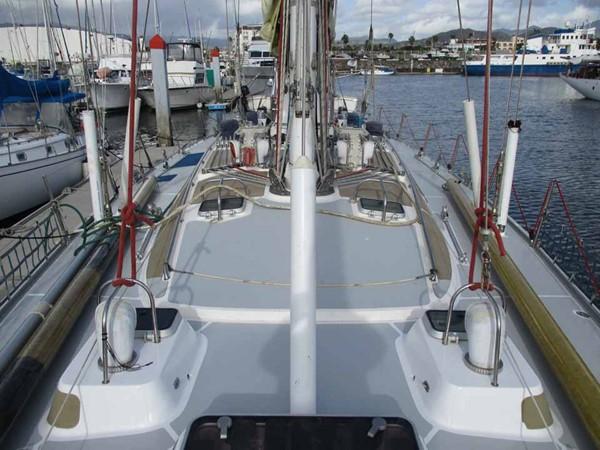 2000 DEVONPORT YACHTS Challenge 72 Cruising Sailboat 2483299