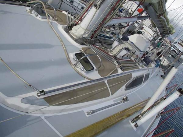 2000 DEVONPORT YACHTS Challenge 72 Cruising Sailboat 2483300