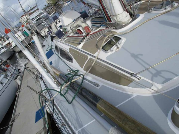 2000 DEVONPORT YACHTS Challenge 72 Cruising Sailboat 2483301