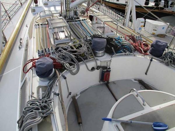 2000 DEVONPORT YACHTS Challenge 72 Cruising Sailboat 2483302