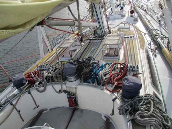 2000 DEVONPORT YACHTS Challenge 72 Cruising Sailboat 2483303