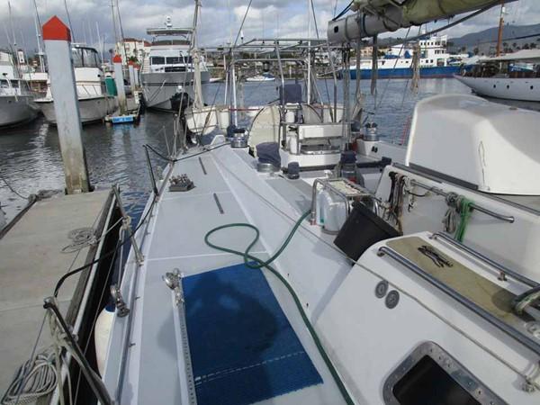 2000 DEVONPORT YACHTS Challenge 72 Cruising Sailboat 2483304