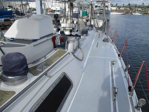 2000 DEVONPORT YACHTS Challenge 72 Cruising Sailboat 2483305