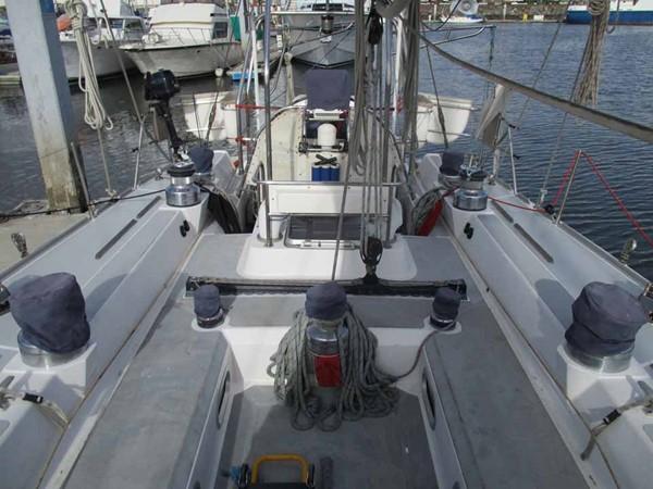 2000 DEVONPORT YACHTS Challenge 72 Cruising Sailboat 2483306