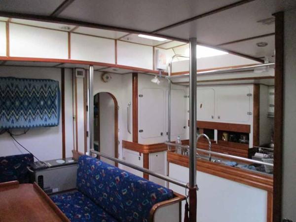 2000 DEVONPORT YACHTS Challenge 72 Cruising Sailboat 2483315