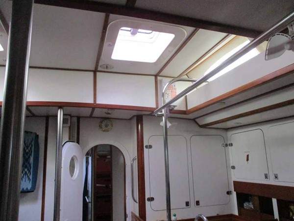 2000 DEVONPORT YACHTS Challenge 72 Cruising Sailboat 2483316