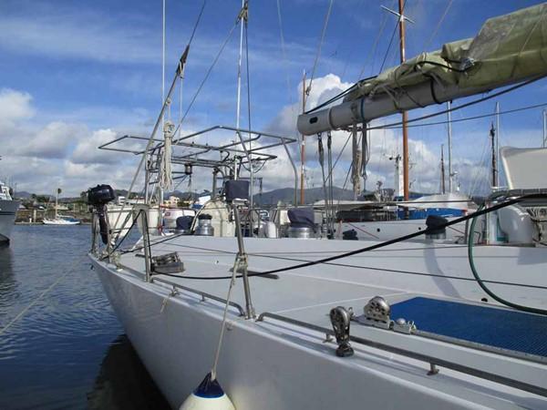 2000 DEVONPORT YACHTS Challenge 72 Cruising Sailboat 2483320