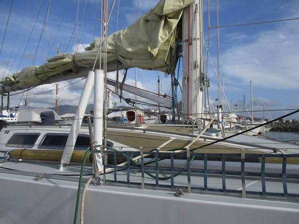 2000 DEVONPORT YACHTS Challenge 72 Cruising Sailboat 2483321