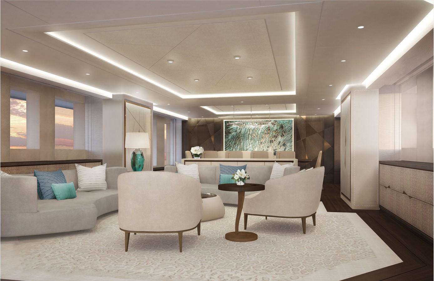 Main saloon 2020 HEESEN YACHTS  Motor Yacht 2470345