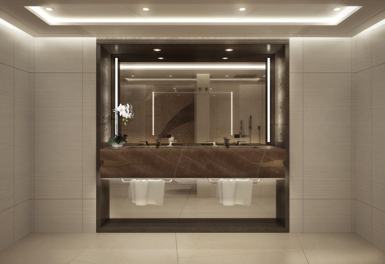 Owners Bathroom 2020 HEESEN YACHTS  Motor Yacht 2470348