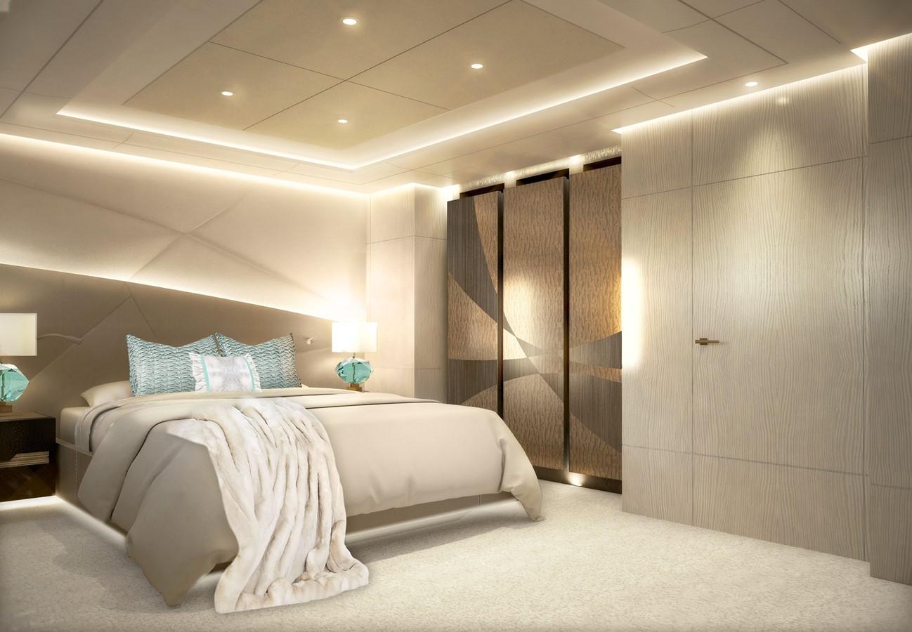 Guest cabin 2020 HEESEN YACHTS  Motor Yacht 2470349