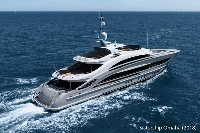 Sistership Omaha (2018) 2020 HEESEN YACHTS  Motor Yacht 2375229